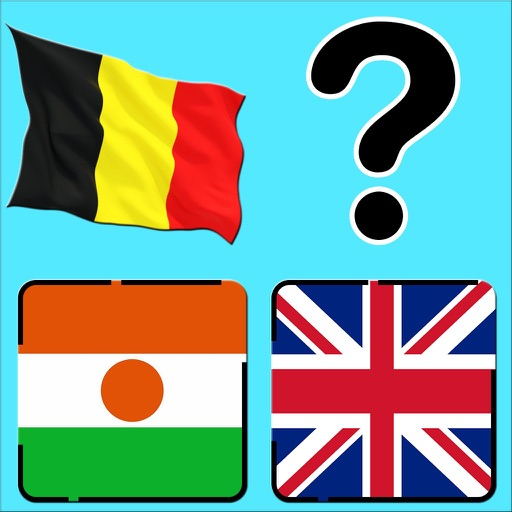 Flags World Quiz Learning Game