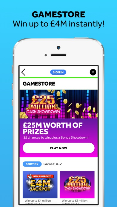 The National Lottery: Official for Pc - Download free Lifestyle app