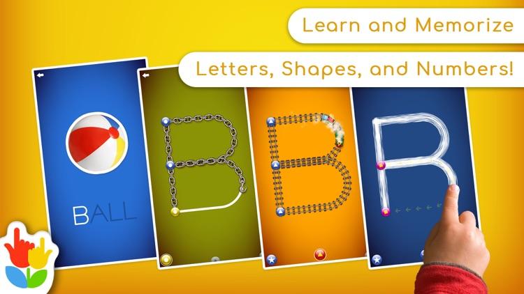 LetterSchool - Learn to Write! screenshot-0