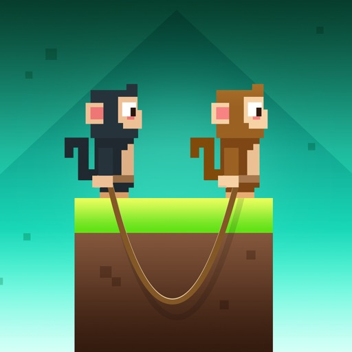 Monkey Ropes free software for iPhone and iPad