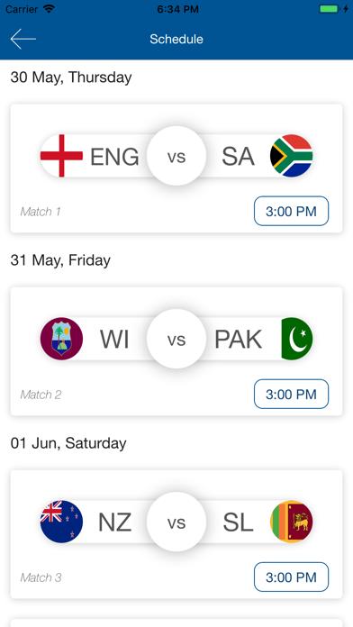 点击获取Worldcup Schedule 2019