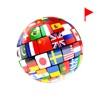 3D World Flag