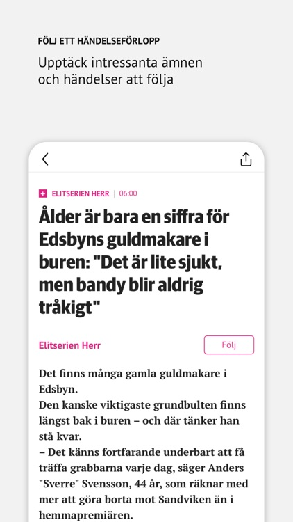 Bandypuls screenshot-6