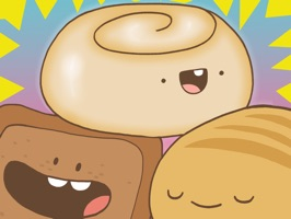Bread and Friends stickers