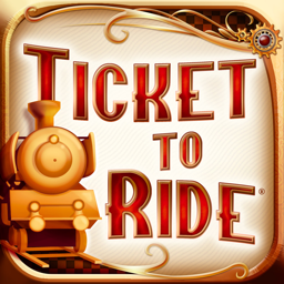 Ícone do app Ticket to Ride