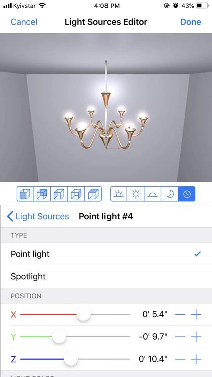 Live Home 3D Pro: House Design screenshot-7
