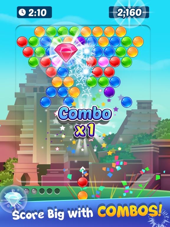 Bubble Shooter Arena - Skillz-ipad-1