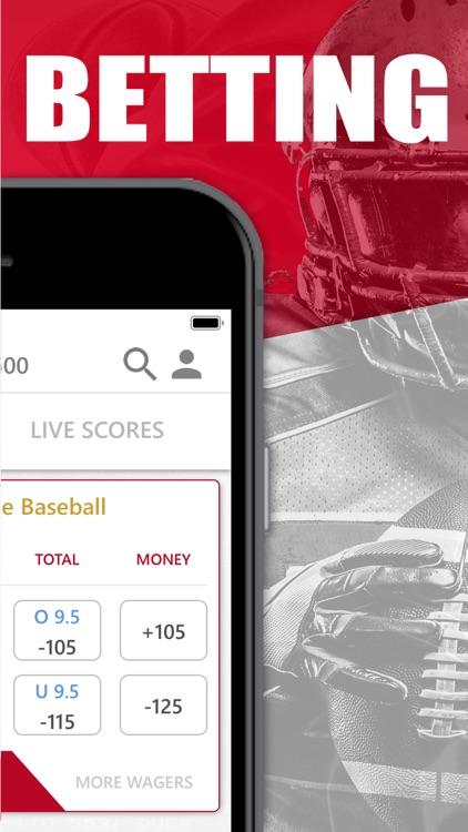 Bet On Sports screenshot-3