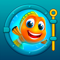 App Icon for Fishdom App in India IOS App Store