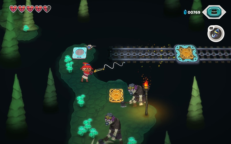 Legend of the Skyfish 2 screenshot 5