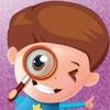 小明找茬儿 - 可爱卡通风格的休闲益智游戏