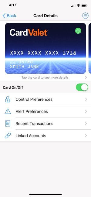 CardValet® on the App Store
