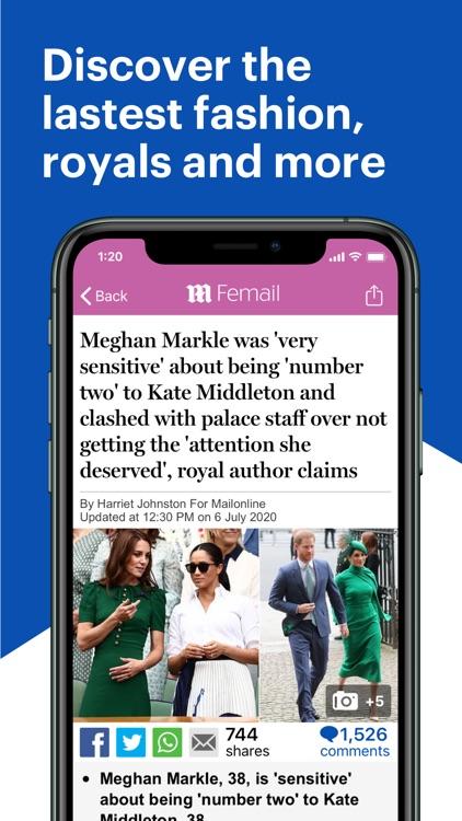 MailOnline screenshot-3