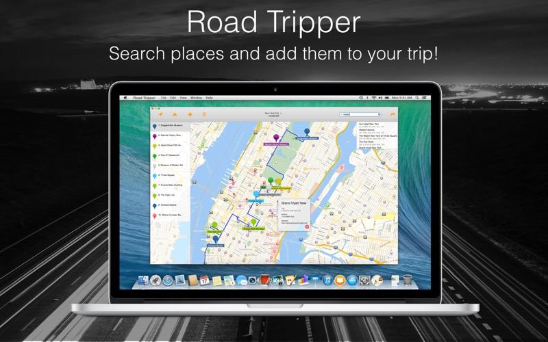 Road Tripper скриншот программы 3