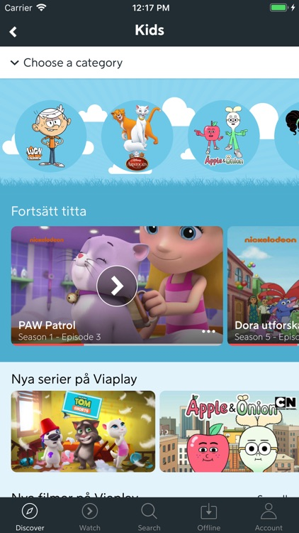 Viaplay screenshot-3