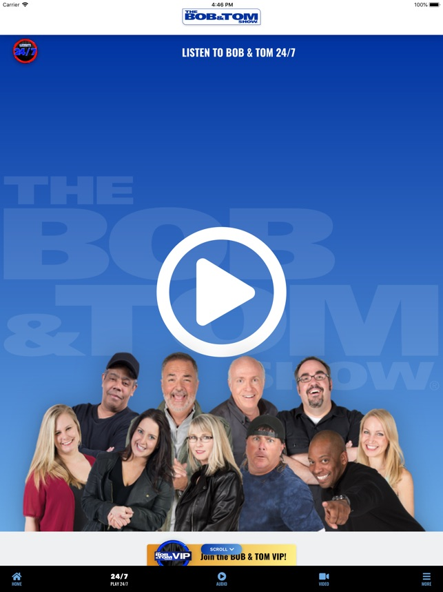 The Bob Tom Show On The App Store