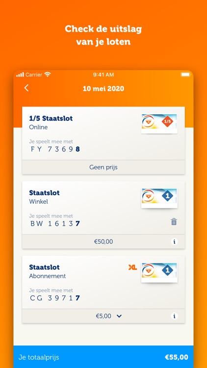 Staatsloterij screenshot-3