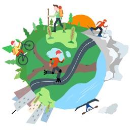OpenTracks - Itineraries & GPS