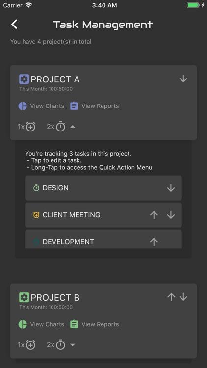 Agile Log - Time Tracker screenshot-7
