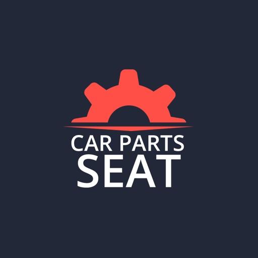 Car Parts for Seat - ETK, OEM iOS App