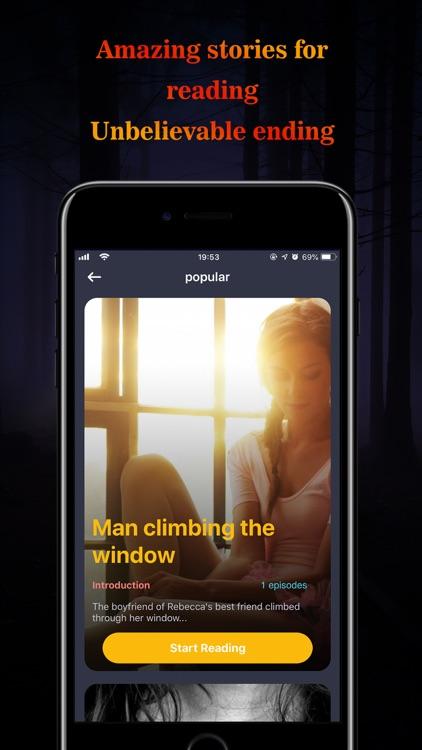 Trem - Chat & Text Story screenshot-3