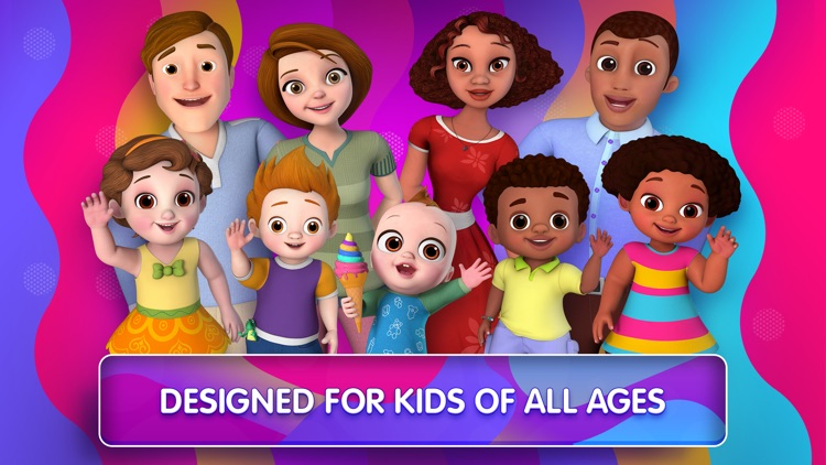 ChuChu TV Nursery Rhymes Lite screenshot-3