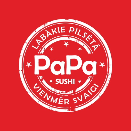 PaPa Sushi Takeaway and Delive