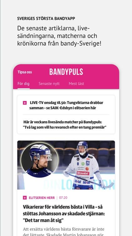 Bandypuls screenshot-5