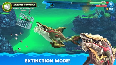 Screenshot from Hungry Shark World