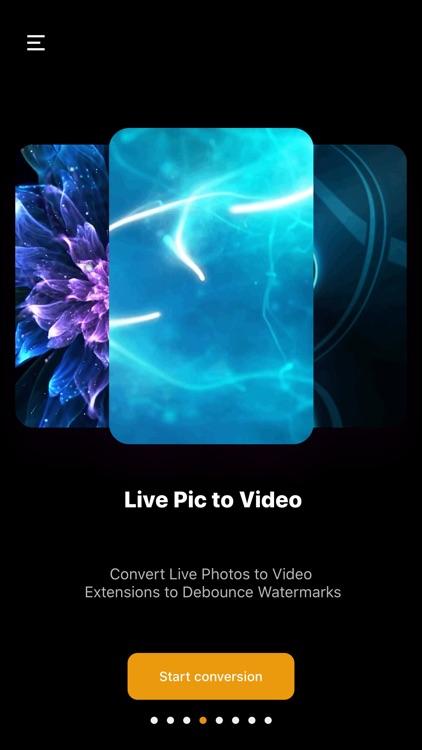 VTLMaker-Video To LivePhoto screenshot-3