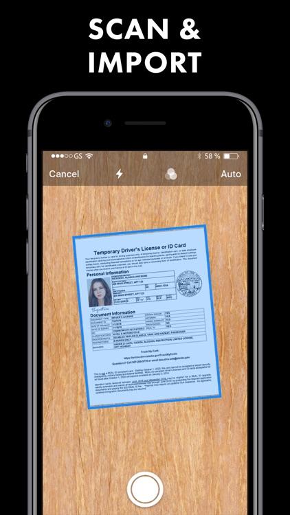 Fax for iPhone ▹ screenshot-3