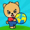 Baby barnspel för små barn