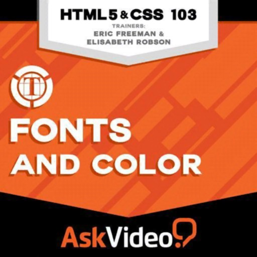 Fonts Course for HTML5 and CSS