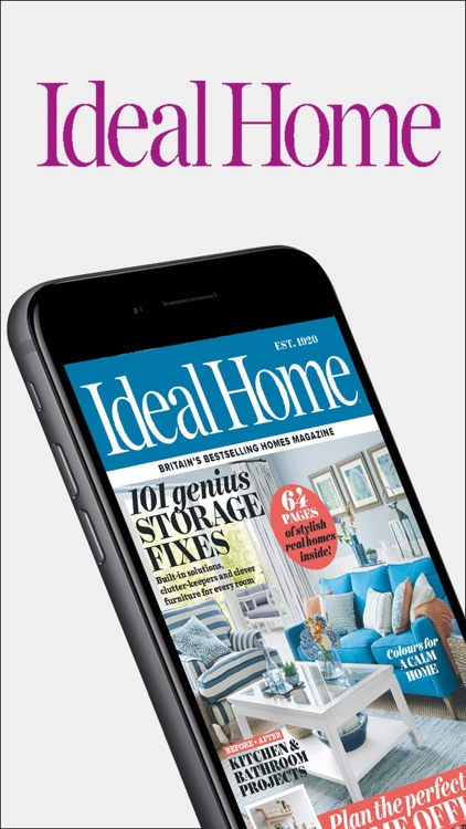 Ideal Home Magazine INT