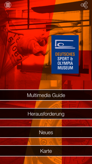 Sportmuseum Screenshot