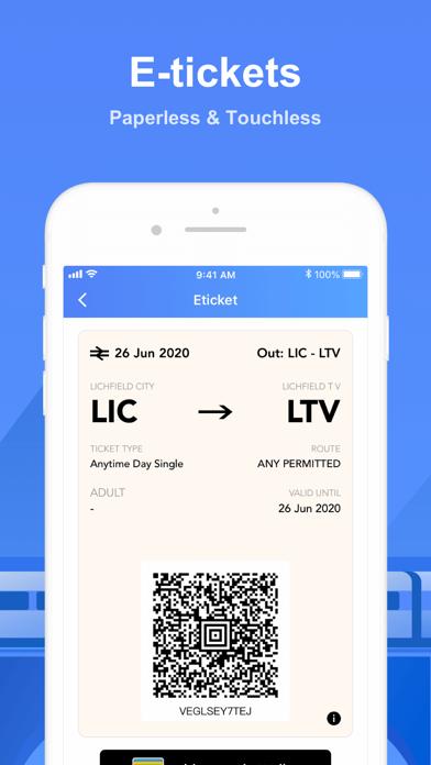 TrainPal - Buy Train Tickets screenshot three