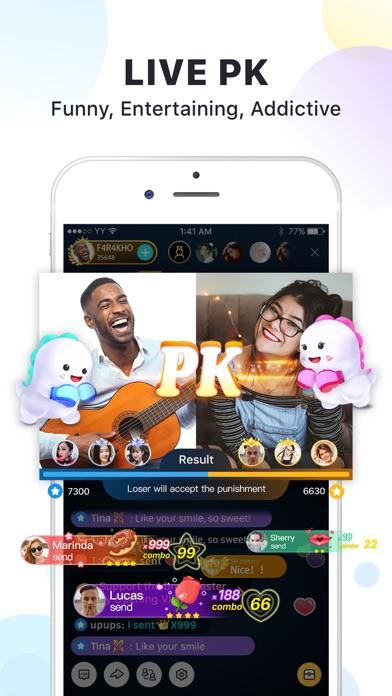 BIGO LIVE - Live Stream app image