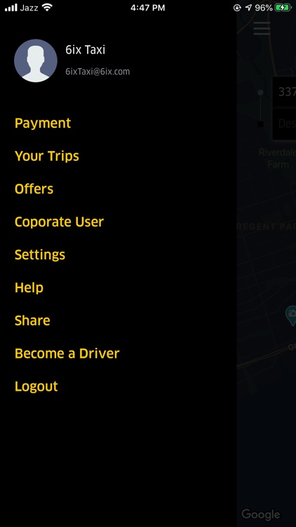 6ix Taxi screenshot-3