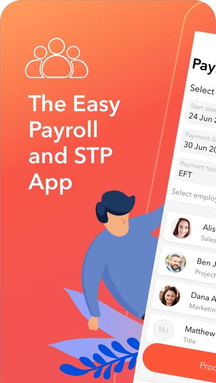 Easy Payslip Payroll STP