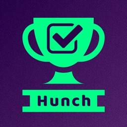 Hunch - For the love of sport