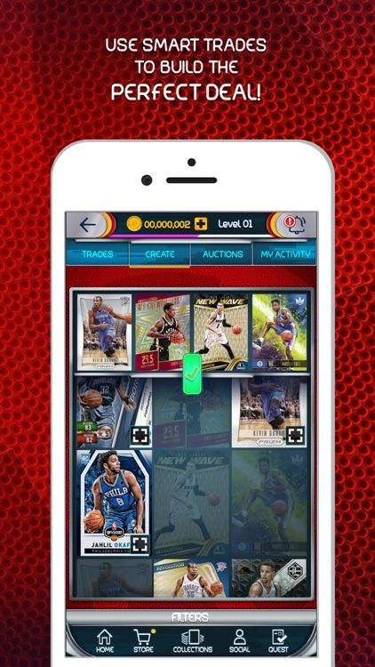 NBA Dunk - Trading Card Games screenshot-5