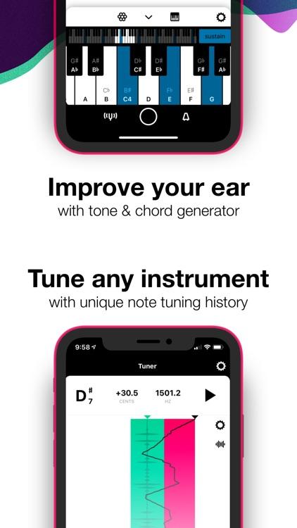 Tunable - Music Practice Tools screenshot-3