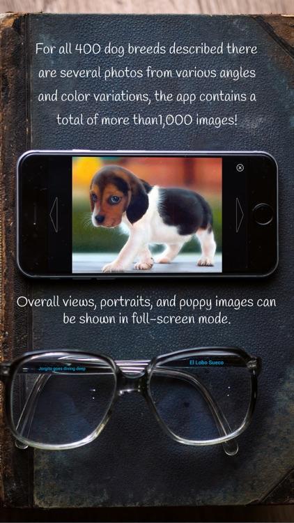 Dog Breeds of the World screenshot-3