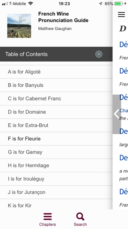 French Wine Terms