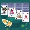 テーマソリティア:カードゲームもしてタワーも飾り! - iPhoneアプリ