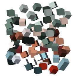 Cube Crowd - 3D brain puzzle -