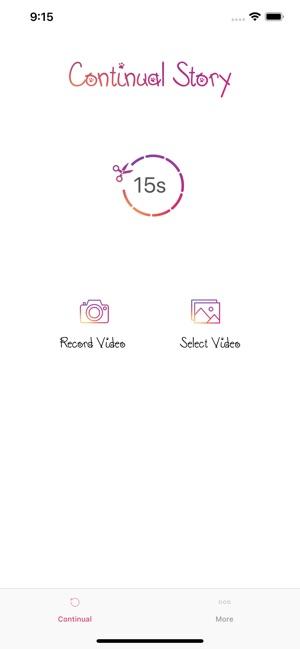 تحميل تطبيق Continual Story Maker النسخة الكاملة المدفوعة للايفون مجانا