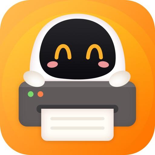 AlphaEgg printer icon