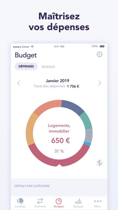 download Linxo - L'app n°1 de budget apps 2