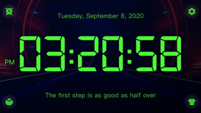 messages.download DClock - Digital Flip Clock software